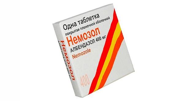 Немозол препарат