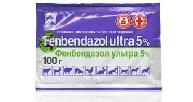 Фенбендазол препарат для людей