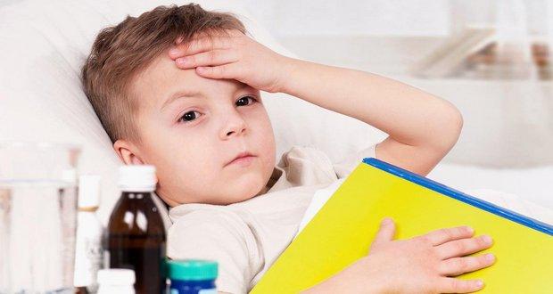 респираторный Хламидиоз у детей