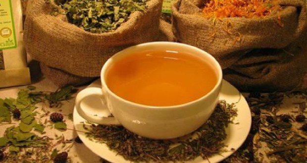 Состав монастырского антипаразитарного чая от грибка ногтей