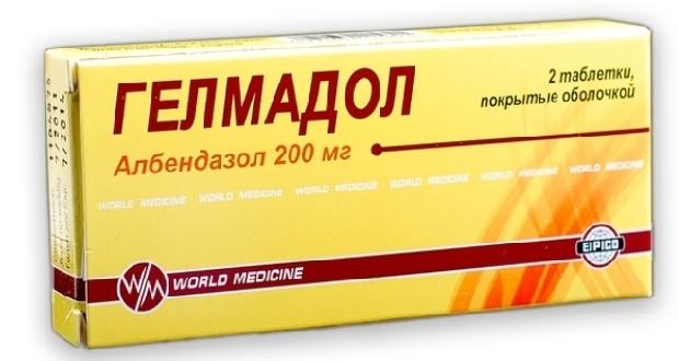 Гелмодол