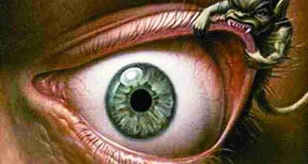 Глазной клещ фото