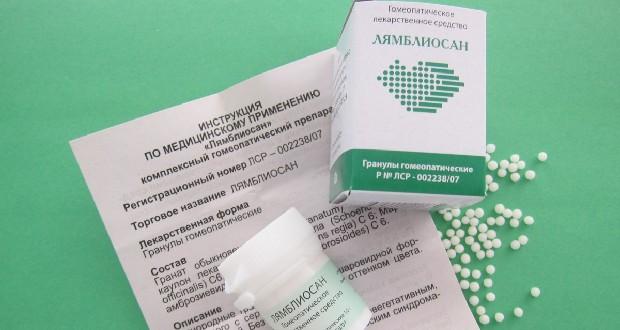 гомеопатия от паразитов препараты